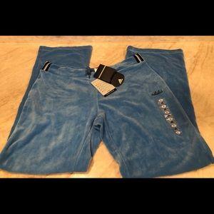 NWT Adidas Velour Pants